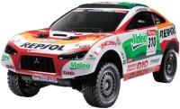 Радиоуправляемая машина TAMIYA XB Mitsubishi Racing DF01 1:10