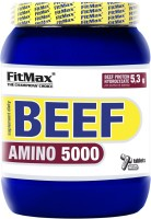 Фото - Амінокислоти FitMax Beef Amino 5000 500 tab