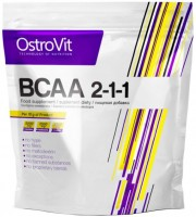 Аминокислоты OstroVit BCAA 2-1-1 500 g