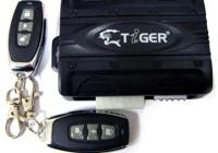 Автосигнализация Tiger Evolution