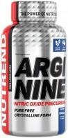 Фото - Аминокислоты Nutrend Arginine 120 cap