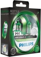 Фото - Автолампа Philips ColorVision Green H4 2pcs