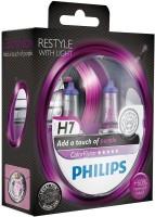 Фото - Автолампа Philips ColorVision Purple H7 2pcs