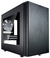Корпус Fractal Design DEFINE NANO S WINDOW черный