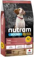 Корм для собак Nutram S2 Sound Balanced Wellness Natural Puppy 2.72 кг