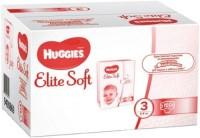 Подгузники Huggies Elite Soft 3 / 160 pcs