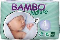 Подгузники Bambo Nature Diapers 1 / 28 pcs