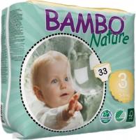 Фото - Подгузники Bambo Nature Diapers 3 / 33 pcs