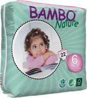 Подгузники Bambo Nature Diapers 6 / 22 pcs