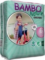 Подгузники Bambo Nature Pants 6 / 18 pcs