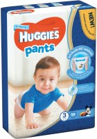 Подгузники Huggies Pants Boy 3 / 58 pcs