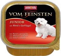 Корм для собак Animonda Vom Feinsten Junior Beef/Poultry 0.15кг