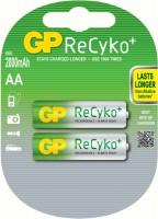 Аккумуляторная батарейка GP Recyko 2xAA 2100 mAh