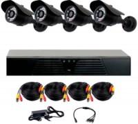 Комплект видеонаблюдения CoVi Security AHD-4W Kit