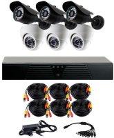 Фото - Комплект видеонаблюдения CoVi Security AHD-33WD Kit