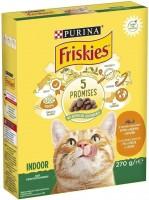 Корм для кошек Friskies Indoor Chicken/Garden Greens 0.27 kg