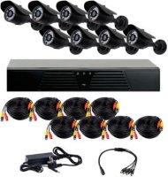 Фото - Комплект видеонаблюдения CoVi Security AHD-8W Kit