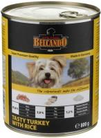 Фото - Корм для собак Bewital Belcando Adult Canned Turkey/Rice 0.8 kg
