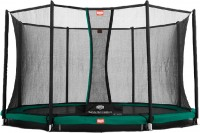 Фото - Батут Berg InGround Favorit 380 Safety Net Comfort