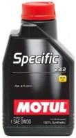 Моторное масло Motul Specific 2312 0W-30 1л
