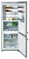 Холодильник Miele KFN 14947 нержавеющая сталь