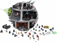 Фото - Конструктор Lego Death Star 75159