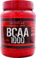 Фото - Аминокислоты Activlab BCAA 1000 XXL 120 tab