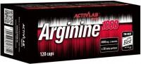 Фото - Аминокислоты Activlab Arginine 1000 120 cap