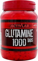 Фото - Амінокислоти Activlab Glutamine 1000 240 tab