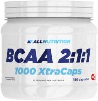 Амінокислоти AllNutrition BCAA 2-1-1 1000 Xtra Caps 180 cap