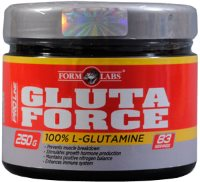 Фото - Амінокислоти Form Labs GlutaForce 250 g