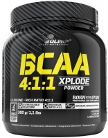 Фото - Аминокислоты Olimp BCAA Xplode Powder 4-1-1 200 g