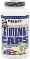 Фото - Аминокислоты Weider L-Glutamine 160 cap