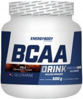 Амінокислоти Energybody Systems BCAA Drink 500 g