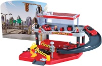 Фото - Автотрек / железная дорога Bburago Ferrari Race and Play Auto Service Centre