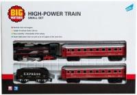 Фото - Автотрек / железная дорога Big Motors High-Power Train (small set)
