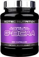 Фото - Аминокислоты Scitec Nutrition G-BCAA 250 cap