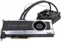 Видеокарта EVGA GeForce GTX 1070 GAMING HYBRID Led