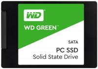 SSD WD Green SSD WDS120G1G0A 120ГБ MTTF 1.75 млн.ч