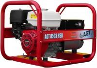 Электрогенератор AGT 8503 HSB