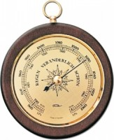 Фото - Термометр / барометр Fischer 1366R-12