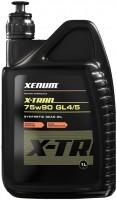 Фото - Трансмиссионное масло Xenum X-Tran 75W-90 1л