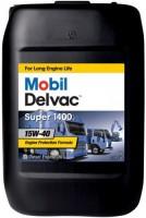 Моторное масло MOBIL Delvac Super 1400E 15W-40 20л