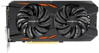 Видеокарта Gigabyte GeForce GTX 1050 Ti Windforce OC 4G