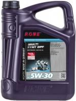 Моторное масло Rowe Hightec Multi Synt DPF 5W-30 5л
