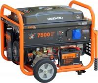 Электрогенератор Daewoo GDA 8500E Expert