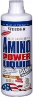 Фото - Аминокислоты Weider Amino Power Liquid 1000 ml