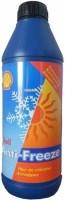 Охлаждающая жидкость Shell Anti-Freeze Concentrate 1L