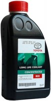 Охлаждающая жидкость Toyota Long Life Coolant Red Concentrate 1L