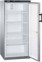 Холодильник Liebherr GKvesf 5445 серебристый